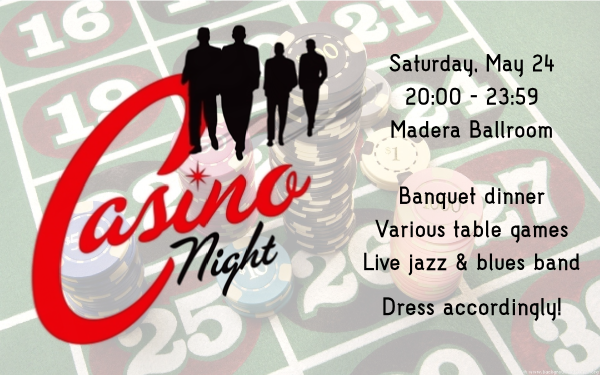 LayerOne 2014 Casino Night