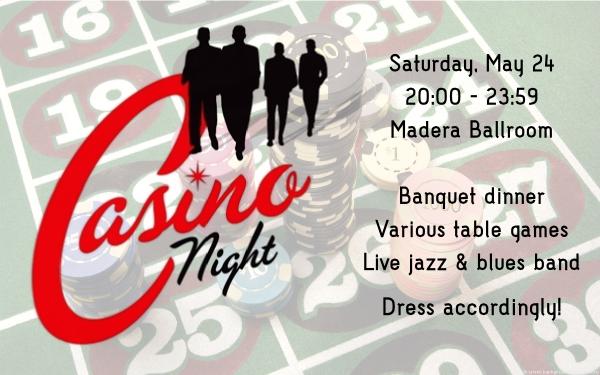LayerOne 2014 Casino Night